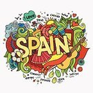 Sketch,Spain,Spanish Culture,Fun,Music,Single Flower,Carnival,Fan,Spanish and Portuguese Ethnicity,Flower,Ilustration,Paella,Women,Tourism,Travel,Mill,Vine,hand drawn,Symbol,Grape,Madrid,Wine Bottle,Vector,Bull - Animal,Indigenous Culture,Design Element,Football,Sign,Ethnic,Typescript,Love,Famous Place,Text Messaging,National Landmark,Europe,Textile,Backgrounds,Bullfighter,Greeting Card,Abstract,Watermill,Drawing - Art Product,Olive Oil,Cultures,Olive Tree,Country - Geographic Area,Dancing,Guitar,Soccer Ball,Flamenco Dancing,Flag,Design,Doodle,Insignia,Sun
