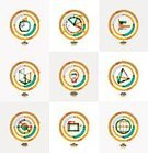 Symbol,Business,user,Connection,Vector,Application Software,Global Communications,Graph,UI,Sparse,Outline,Fruit,Chart,Infographic,Geometric Shape,Wheel,Collection,Sign,Branding,Insignia,Yellow,Label