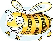 Cartoon,Bee,Sketch,Drawing - Art Product,Humor,Ilustration,Insect,Human Face,Bumblebee,Emotion,Mascot,Vector,Cheerful,Yellow,Characters,Happiness,Smiling,Isolated,Cute,Facial Expression,bumble,Air,Flying,Ecstatic,Excitement,Passion,Joy,Admiration,Bizarre
