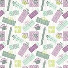 Birthday,Backgrounds,Pattern,Wallpaper Pattern,Greeting,Decoration,Purple,Square,Blue,New Year,Cartoon,Seamless,Vector,Pastel Colored,Computer Graphic,Ornate,Color Image,Multi Colored,Christmas,Box - Container,Season,Design Element,Gift,Bow,Holiday