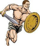 Army Soldier,Roman Centurion,Characters,Roman,History,Sport,Clip Art,Sparta,Cartoon,Combat Sport,One Person,Sparse,Track And Field Athlete,Vector,The Past,Suit of Armor,Gladiator,Muscular Build,Bronze,Sword,Municipality Of Sparta,Sparta - Greece,Teamwork,Drawing - Art Product,Shield,Greek Culture,Greece,Shielding,Gladiator,Men,Dirt Road,Classical Greek,White,Sports Team,Track And Field,Animated Cartoon,People,Red,Warrior,Athleticism,Bronze,Gold,Body Armor,Ancient,Tattoo,Male,Isolated,Trojan Horse,Team,Human Muscle,Team Event,Mascot,Ilustration,Rome - Italy,Running,Sprinting,Jogging,Sports Track,Track Event,Gold Colored