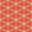 Textile,Ornate,Decor,Floral Pattern,Decoration,Vector,Retro Revival,Renaissance,Silk,Baroque Style,Pattern,Seamless,Wallpaper Pattern,Old-fashioned,Antique,Backgrounds,No People,Color Image