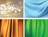 Curtain,Softness,Shiny,Smooth,Folded,Colors,Vector,Velvet,Romance,Design,Fashion,Elegance,Silk,Backgrounds,Red,Material,Textile,Luxury,Abstract,Gold Colored,Satin,Ilustration