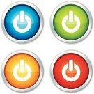 Start Button,Push Button,LED,Power,Interface Icons,Symbol,Religious Icon,Light - Natural Phenomenon,Computer Icon,Green Color,Power Supply,Shiny,Orange Color,Red,Electronics Industry,Electrical Equipment,Blue,Simplicity,Shadow,Metallic,Frame,Vector,Single Object,Crystal,Sparse,Ilustration,Illustrations And Vector Art,Vector Icons,Reflection