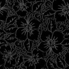 Vintage Pattern,repeat pattern,Single Flower,Brocade,Black Background,bevel,Vector,seamless pattern,Hawaiian Ethnicity,Hawaiian Culture,Hibiscus,Floral Pattern,Flower,Tropical Climate