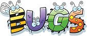 Insect,Ilustration,Happiness,Letter,Text,Wing,Vector,Smiling,Cheerful,Computer Graphic,Cartoon,Gossip,Bee,Caterpillar,Clip Art,Fly,critters,Single Word