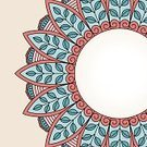 template,Vector,Cultures,Mandala,Pattern,Decoration,Circle,Abstract,Backgrounds,Symbol,Semi-Circle