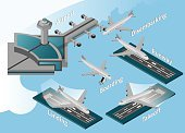 Isometric,Airport,Commercial Airplane,Three Dimensional,Ideas,Machinery,Vector,Insignia,Air,Symbol,Icon Set,Flying,Cargo Container,Airplane Ticket,Vacations,Turbine,Set,Air Vehicle,Computer Icon,Control,Business Travel,Transportation,Private Airplane,Tourism,Travel,Station,Ornate,Design,Modern,Concepts,Traffic,City Life,Design Element,Passenger,Single Object,Land Vehicle,Ilustration,Tower,Global Communications,Airplane,Building Exterior,Taking Off,Boarding,Staircase,Airfield,Disembarking,Airport Runway,Collection