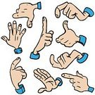 Direction,Ilustration,Aiming,Knuckle,right,Small,Index Finger,Abstract,Sign,Moving Up,Symbol,Fist,People,Thumb