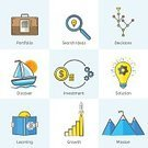 Ilustration,Symbol,Marketing,Backgrounds,Technology,Success,Discovery,Decisions,Finance,Currency,Cup,Application Software,Learning,Vector,Document,Portfolio,Business,Computer Graphic,Gamification,Sign,Creativity,Growth