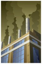 Smoke Stack,Factory,Pollution,Manufacturing,Chemical,Foundry,Industry,Architectural Detail,Industry,Manufacturing,Heavy Industry,Building Exterior,Mid-Air,Making,Architecture And Buildings