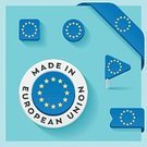 Making,Europe,Circle,National Flag,Collection,Certificate,Ilustration,Icon Set,Symbol,Label,European Union Flag,Flag,warranty,Computer Icon,Badge,Pennant