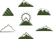 Mountain,Mountain Range,Mountain Peak,Sign,Rock - Object,Vector,Mountain Climbing,European Alps,Rock Climbing,Snow,Snowcapped,Sketch,Stone,Hill,Drawing - Art Product,Drawing - Activity,Ilustration,Outdoors,Sparse,Nature,Simplicity,Concepts,Vacations,Ideas,Extreme Terrain,Black Color,Physical Geography,Scenics,Pencil Drawing,Inspiration,Climbing,Design,Creativity,Imagination,Awards Ceremony,Message,Illustrations And Vector Art,Majestic