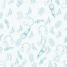 Pattern,Music,Blue,Creativity,Classical Music,Headphones,Classical Style,Speake,Play,Dancing,Musical Sign,g-clef,Banner,Volume - Fluid Capacity,Abstract Vector,Microphone,Sound,Nightclub,Entertainment Club,Club,Treble,dark grey,Design,Musical Note,Playful,Seamless,Backdrop