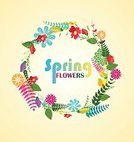 Springs,Paint,Town Of Spring,Ilustration,Flowing Water,Brightly Lit,Spring Shoe Store,Nature,Spring,Vector,Fun,Design Element,Flower,Single Flower,Spring - Flowing Water,Springtime,Bright,Copy Space,Splattered,Summer,Leaf,Flowing,Vibrant Color,Freshness,Growth,Borough Of Paint,White Background,Watercolor Painting,Watercolor Paints,Floral Pattern,Painted Image,Multi Colored,Daisy,Flourish