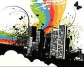 City,Grunge,Rainbow,Dirty,Urban Scene,Cityscape,Urban Skyline,Built Structure,Silhouette,Vector,Drawing - Art Product,Abstract,Outline,Town,Design,Ilustration,Computer Graphic,Butterfly - Insect,Architecture,Funky,Backgrounds,Skyscraper,Black Color,Shape,Modern,Journey,Architecture And Buildings,Arts Abstract,Arts And Entertainment,Vector Backgrounds,Architecture Abstract,Illustrations And Vector Art