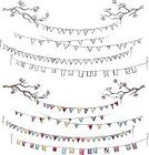 Bunting,Sketch,Single Flower,Carnival,Outline,Pennant,Party - Social Event,Magnolia,Outdoors,Decor,Summer,Drawing - Art Product,Isolated,Blossoming,Ribbon,Flag,Multi Colored,Birthday,Design,Traditional Festival,Fun,freehand,Decoration,Ilustration,Tree,Triangle,Flower Head,hand drawn,Blossom,Branch,Pencil Drawing,Banner,Doodle,Traveling Carnival,Event,Computer Graphic,Springtime,Hanging,Pattern,Vector,Holiday,Garland,Celebration,Set