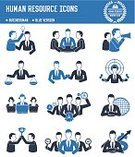Business,Businessman,Finance,Occupation,Vector,People,Blue