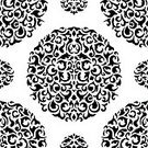 Ornate,Pattern,Retro Revival,template,Old-fashioned,Wallpaper Pattern,Fabric Swatch,Backgrounds,Classic Style,Computer Graphic,Elegance,Seamless,Swirl,Scroll Shape,Black And White,Classic