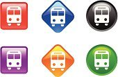 Bus,Symbol,Computer Icon,Single Object,Circle,Internet,Transportation,Green Color,Public Transportation,Black Color,Interface Icons,Shiny,Curve,Land Vehicle,Square Shape,web icon,Objects/Equipment,Orange Color,Illustrations And Vector Art,Multi Colored,White Background,Religious Icon,Vector Icons,Red,Purple,Blue,Diamond Shaped