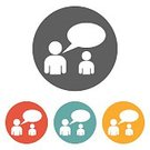 Advice,Talking,Discussion,Blog,Business,comment,Balloon,Symbol,Thinking,Talk,Communication,Abstract,Computer Graphic,Sign,Speech,Vector,Reflection,Internet,People,Ilustration,Correspondence