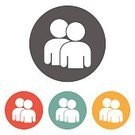 Twin,Symbol,Group Of People,Occupation,Emotion,People,Design,Ilustration,Togetherness,Respect,parner,Men,Business,Concepts,Meeting,Family,Success,Vector,One Person,Care,Communication,Control,Charity and Relief Work,Connect