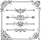 Decoration,Obsolete,Design,Pattern,Scroll Shape,Victorian Style,Wedding,Rococo Style,Ruler,Computer Graphic,Style,Calligraphy,Baroque Style,Abstract,Design Element,Retro Revival,Vector,Frame,Old-fashioned,Dividing,Ornate,Antique,Set,Angle,Single Line,Ilustration,Curled Up,Nobility,Vignette,Elegance,Frame,1940-1980 Retro-Styled Imagery,Sign,filigree,Swirl,Part Of,Dividing Line,Striped,Collection,Decor,Shape,Luxury,Corner,Classic