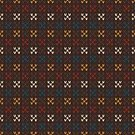 Geometric Shape,Pattern,Brown,Craft,Crochet,Backgrounds,Abstract,Heat - Temperature,Cultures,Repetition,Decoration,Clothing,Textile,Sweater,Striped,Vector,Wool,Knitting,Linen,Fairisle,Fashion,Island,Embroidery