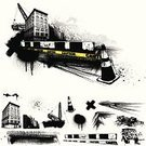 City Life,Urban Scene,City,Construction Industry,Graffiti,Vector,Backgrounds,Grunge,Built Structure,Dirty,Construction Site,Building Exterior,Cityscape,Abstract,Art,Hip Hop,Crane - Construction Machinery,Banner,Sketch,Textured,Design Element,Funky,Swirl,Cross,Spray Paint,Spray,Danger,Youth Culture,Scribble,Textured Effect,Dark,Warning Sign,Warning Symbol,Painted Image,Cross Shape,Rough,Traffic Cone,Residential District,Boundary,Messy,Stained,graphic element,Barricade,caution tape,Cool,Abstract Grunge,Urban Grunge,Splattered,Derrick Crane,Architecture Backgrounds,Arts Backgrounds,Arts And Entertainment,Illustrations And Vector Art,Architecture And Buildings