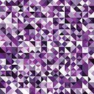 Seamless,Wallpaper Pattern,Creativity,Mosaic,Vector,Abstract,Backgrounds,Triangle,Geometric Shape,Pattern