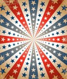 American Flag,Backgrounds,Retro Revival,Patriotism,Star Shape,Striped,American Culture,Old-fashioned,Fourth of July,Pattern,Exploding,USA,Sunbeam,Concentric,Antique,Vector Backgrounds,Holiday Backgrounds,Holidays And Celebrations,Illustrations And Vector Art,Concepts And Ideas