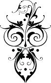 Fleur De Lys,Art Nouveau,Celtic Culture,Fleuron,Design,Art,Swirl,Vector,Floral Pattern,Black And White,Scroll Shape,Clip Art,Ornate,Victorian Style,Gothic Style,Design Element,Renaissance,Nostalgia,Cartouche,Pen And Ink,Old-fashioned,Concepts And Ideas,Illustrations And Vector Art,Creativity,Architecture And Buildings,Concepts,Elegance,Retro Revival,Intricacy,Computer Graphic,Outline,Digitally Generated Image,Architectural Detail