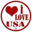 Symbol,Ilustration,Sign,Red,Love,USA