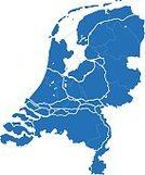 Map,Reflection,Shiny,Land,Cartography,Dividing,Simplicity,Blue,Orange River,Netherlands,Symbol,Ilustration,Color Gradient,Holland,provinces,Sparse,International Border,Copy Space,Drawing - Art Product,state,Travel,White