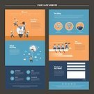 Internet,template,UI,Newspaper,Design,Cooperation,Heading the Ball,Plan,Web Page,Menu,Ilustration,Symbol,Single Object,Html,Service,Portfolio,One Page,user interface,Abstract,SEO,Teamwork,Vector,Orange Color,Backgrounds,Business,Blue,Flat Design