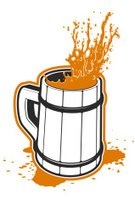Beer - Alcohol,Drunk,Pub,Splashing,Mug,Alcohol,Handle,Drink,Wet,Drop,Celebration,Lager,Liquid,Frothy Drink,Bubble,Illustrations And Vector Art,Vector Icons,Vector Cartoons,Full,Yellow,Ilustration,Addiction,Indigenous Culture,Cold - Termperature