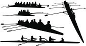 Rowing,Sport Rowing,Crew,Silhouette,Team,Sport,Vector,Teamwork,Symbol,Sports Team,Back Lit,Partnership,Women,Ilustration,Men,Organized Group,Exercising,Outline,Group Of People,The Human Body,Cooperation,Relaxation Exercise,Dedication,Order,Adventure,Togetherness,Unity,Working,Effort,Strength,Concepts,Recreational Pursuit,Determination,Hobbies,Ideas,Endurance,Conquering Adversity,Skill,Challenge,Aspirations,Vector Cartoons,Candid,Rivalry,Water,Sports And Fitness,Coordination,Enjoyment,Illustrations And Vector Art,Team Sports