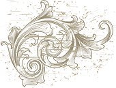 Victorian Style,Scroll Shape,filigree,Acanthus Plant,Engraving,Dirty,Floral Pattern,Leaf,Engraved Image,Gothic Style,Art Deco,Swirl,Ornate,Grunge,swirly,Art Nouveau,Decoration,flourishes,Arabic Style,Vector,Old,Foliate Pattern,Old-fashioned,Cartouche,Antique,accent,Brown,Distressed,Design Element,Retro Revival,Spiral,Sepia Toned,Rusty,Corner Design,Damaged,Angle,Beige,Vector Florals,Vector Ornaments,Vector Backgrounds,Scratched,Squiggle,Illustrations And Vector Art