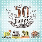 Sign,Number 40,Birthday,Badge,Human Hand,Insignia,Anniversary,Decoration,Drawing - Activity,Sketch,Cheerful,Number 20,Retro Revival,Congratulating,Wishing,Party - Social Event,Greeting Card,Postage Stamp,Banner,Symbol,Engagement,Married,Set,Label,Vector,Design,Graduation,Celebration,Style,Doodle,Color Image,Number 50,Happiness,1940-1980 Retro-Styled Imagery,Old-fashioned,Red,Wedding,Award Ribbon,Number 30,Ilustration,Coat Of Arms,Design Element,Honeymoon,Shield,Ribbon,Number 10,years,Collection,Ceremony