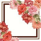 Flower,Pink Color,Springtime,Drawing - Art Product,Wedding,Holiday,Nature,Celebration,Painted Image,Bouquet,Blossom,Backdrop,Abstract,Fashion,Greeting,Pattern,Vector,Flirting,Design Element,Greeting Card,Peony,Paintings,imagery,Rose - Flower,Decoration,Beauty,Style,Invitation,Print,Love,Frame,Romance,Anniversary,Ornate,Plant,Image,Ilustration,Backgrounds,Dating,Design,Colors,Architectural Revivalism,Summer,Elegance,Birthday