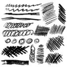 Doodle,Sketch,Isolated,Single Line,Hatching,Torn,Scribble,Vector,Stroking,Shade,Grunge,scrawl,Drawing - Activity,Black Color,Textured Effect,White,Chalk Drawing,Chalk - Art Equipment,Design,Curve,Charcoal Drawing,Drawing - Art Product