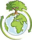 Earth,Environment,Tree,Globe - Man Made Object,Drawing - Art Product,Recycling Symbol,Recycling,World Map,Planet - Space,Map,Organic,Land,Scribble,Circle,Childhood,Simplicity,Sphere,Arrow Symbol,Blue,Effortless,Cartography,Nature,Bush,Spire,Nature Symbols/Metaphors