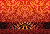 Tribal Art,Indigenous Culture,Black Color,Art,Pattern,Red,Modern,Backgrounds,Vector,Design,Abstract,Frame,Banner,Wallpaper Pattern,Gold,Swirl,Elegance,Textured,Old-fashioned,Computer Graphic,Decoration,Textured Effect,Creativity,Decor,Retro Revival,Scroll Shape,Design Element,Ornate,Beauty,Fashion,Style,Curled Up,Ilustration,Beautiful