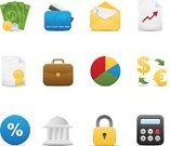 Finance,Bill,Symbol,Currency,Calculator,Icon Set,Business,Credit Card,Padlock,Graph,Coin,Pie Chart,Dollar,Security,European Union Currency,Set,Bag,Data,Document,Mail,Exchange Rate,Paper,Envelope,Dollar Sign,Euro Symbol,Built Structure,Security System,Briefcase,Arrow Symbol,Series,Large Group of Objects,Vector Icons,Business,Illustrations And Vector Art
