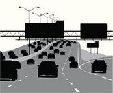Car,Traffic,Road,Silhouette,Highway,Vector,Sign,Street Light,Ilustration,Outline,Pick-up Truck,Sketch,Computer Graphic,Mini Van,Black Color,Isolated,Digitally Generated Image,Lane,Shape,Focus on Shadow,Isolated On White,Divided Highway,Tracing,Cut Out