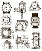 Clock,Cuckoo Clock,Watch,Hourglass,Pocket Watch,Antique,Drawing - Art Product,Digital Display,Springs,Bird,Clock Face,Time Flies,Alarm Clock,Ilustration,Number,Time,Timer,Vector,Dial,Tower,Pencil Drawing,Second Hand,Monochrome,Isolated Objects,Objects/Equipment,Decoration,Minute Hand,Illustrations And Vector Art