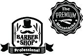 Old-fashioned,Business,Sign,Obsolete,Black Color,Fashion,Silhouette,Barber Shop,Retro Revival,Mustache,Computer Graphic,Vector,Insignia,Cutting,Workshop,Computer Icon,Label,Shaving,Curly Hair,Human Hair,Male,Backgrounds,Symbol,Gray,Brown,Classic,Ilustration,Elegance,Hairdresser,Old,Hair Salon,Service,Antique,Design,Cross Section,Hairstyle,Curled Up,Men,Shavings,Swirl,Barber