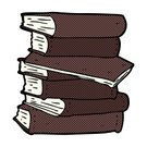 Cheerful,Doodle,Bizarre,Clip Art,Drawing - Activity,Ilustration,Library,Comic Book,Spotted,Cute,Book