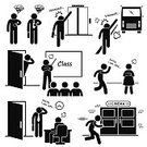 Recruitment,Classroom,Time,Computer Icon,Interview,Symbol,Instructor,Speed,Urgency,Teacher,One Person,Corridor,Occupation,Looking,Frustration,Meeting,Isolated,Anger,Black Color,Manager,Bossy,Bus,Displeased,Furious,Stick Figure,Watch,Checking the Time,Sadness,Dating,Working,Failure,Job - Religious Figure,Running,Men,Seminar,Business,Businessman,Professor,Sign,Student,Elevator,Concepts,Movie Theater,White Collar Worker,Movie,People,Entrance Hall,Vector,Cartoon