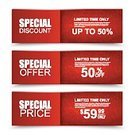 Sale,Placard,Banner,Buying,Holiday,Red,Textured Effect,Giving,Retail,Labeling,Promotion,Announcement Message,Document,Internet,Percentage Sign,Collection,Price,Vector,Grunge,Coupon,Paper,Set,Customer,Insignia,Business,Flyer,Advertisement,Label,Plan,Design,Isolated